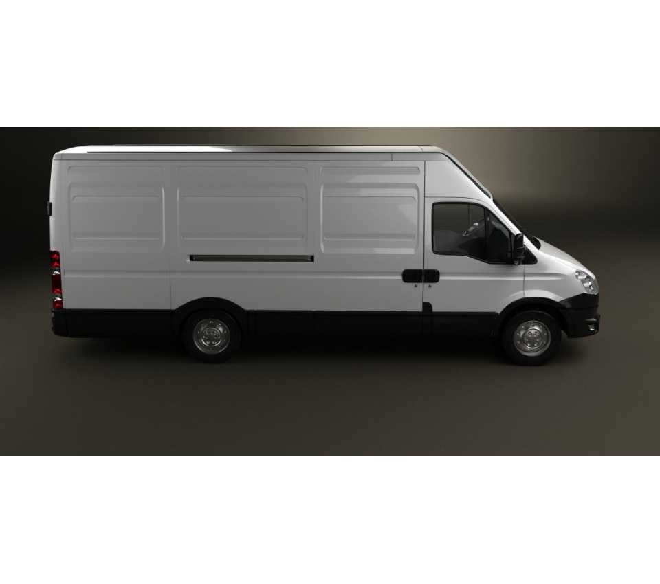Iveco Daily  - Large Van - 17 mc
