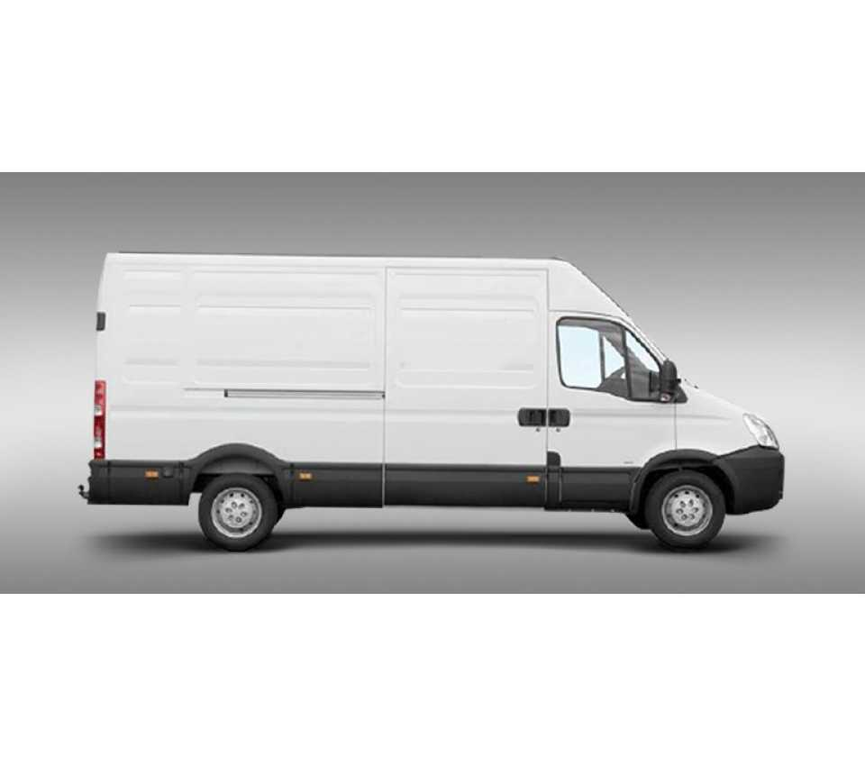 Iveco Daily - Medium Van - 13 mc