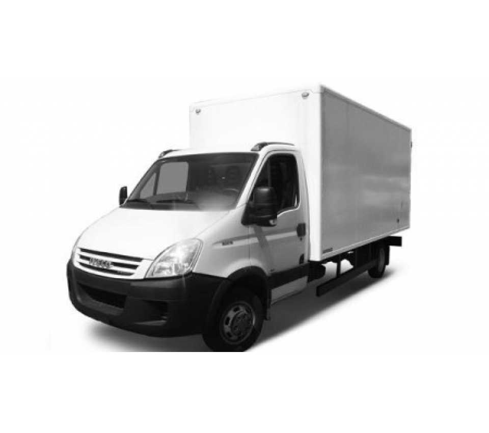IVECO DAILY - Refrigerated VAN - 17 MC