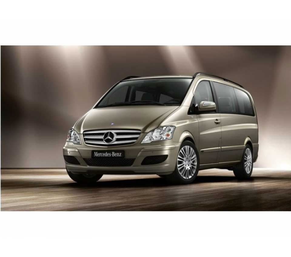 Mercedes-Benz Vito - 7+1 Seats